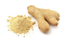 Ginger - the composition of the Titanium Gel
